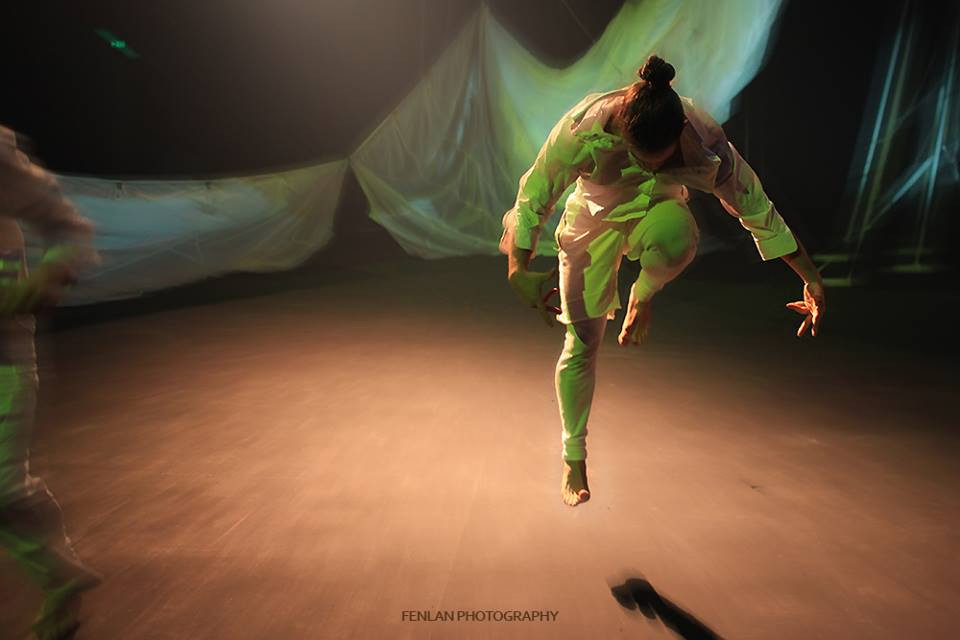 The Paratrooper Project / Phluxus2 Dance Collective