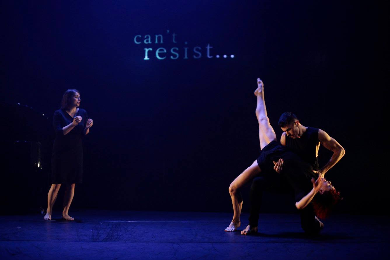 Mozart Airborne / Expressions Dance Company & Opera Queensland