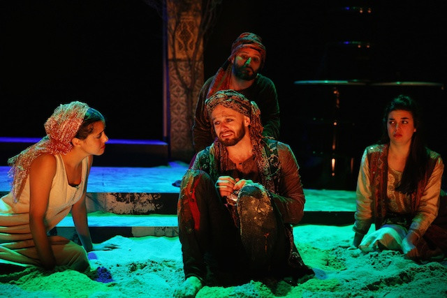 1001 Nights / Queensland Theatre Company