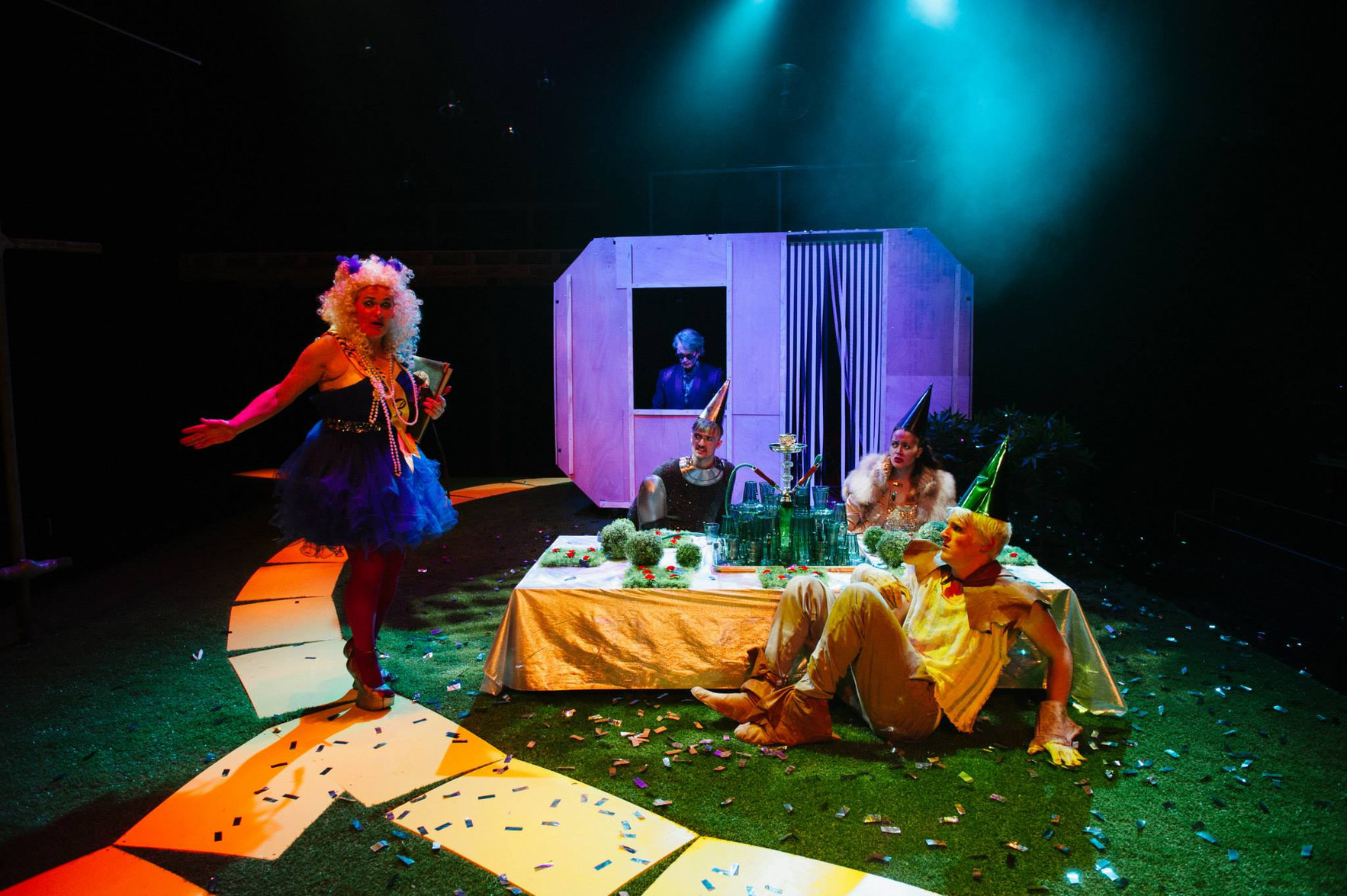 The Wizard of Oz / The Danger Ensemble, La Boîte Theatre Company & Brisbane Festival