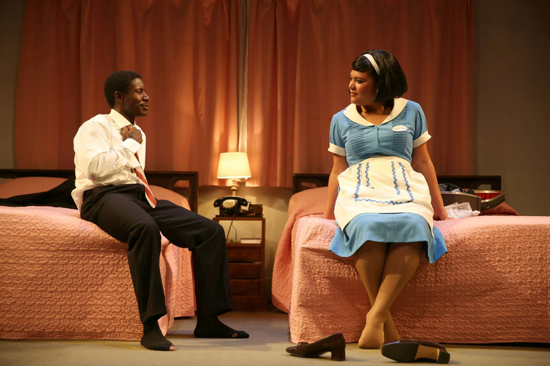 The Mountaintop / Queensland Theatre Company