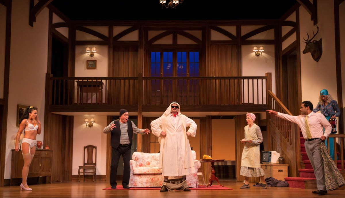 Noises Off! / Melbourne Theatre Company & Queensland Theatre
